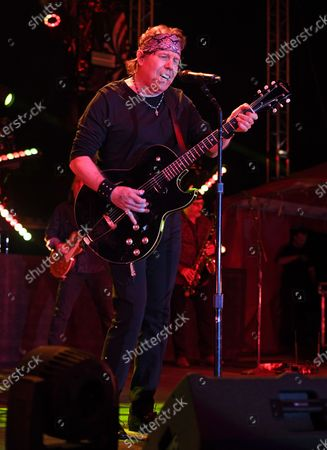 Stock Image of George Thorogood and the Destroyers - George Thorogood