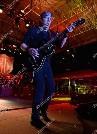 Editorial picture of George Thorogood and The Destroyers in concert at The Magic City Casino, Miami, Florida, USA - 07 Mar 2020