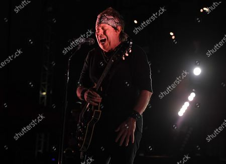 Editorial photo of George Thorogood and The Destroyers in concert at The Magic City Casino, Miami, Florida, USA - 07 Mar 2020