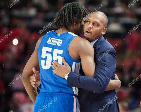 Editorial photo of NCAA Basketball Memphis vs Houston, USA - 08 Mar 2020