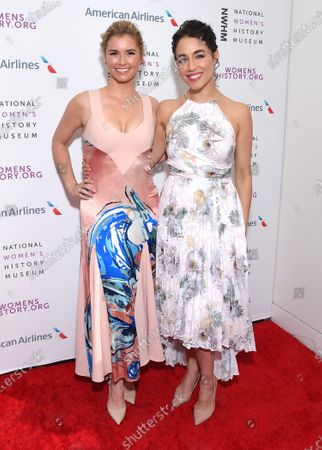 Brianna Brown and Jade Tailor