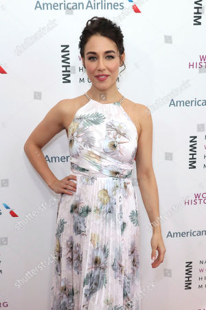 Jade Tailor arrives at the Eighth Annual Women Making History Awards at the Skirball Cultural Center, in Los Angeles