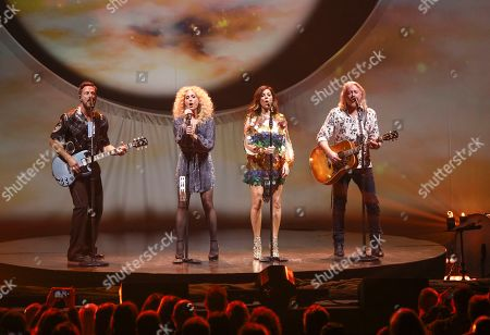 Editorial photo of Little Big Town In Concert - , Atlanta, USA - 07 Mar 2020