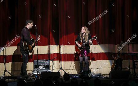 Editorial photo of Little Big Town In Concert - , Atlanta, USA - 07 Mar 2020