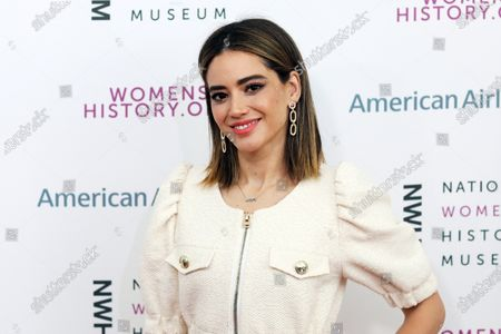 Editorial picture of Eighth Annual Women Making Histor Awards in Los Angeles, USA - 08 Mar 2020