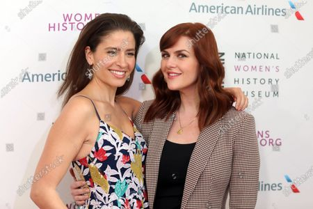 Editorial image of Eighth Annual Women Making Histor Awards in Los Angeles, USA - 08 Mar 2020
