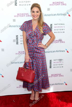 US actress Virginia Williams arrives on the red carpet for the Eighth Annual Women Making History Awards at the Skirball Cultural Center in Los Angeles, California, USA, 08 March 2020.