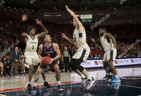 Editorial photo of ASun Lipscomb Liberty Basketball, Lynchburg, USA - 08 Mar 2020