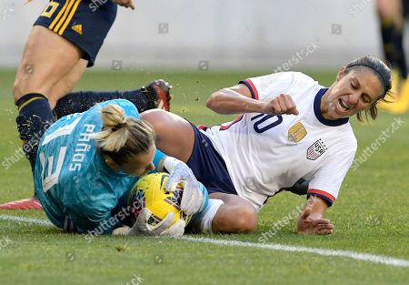 Editorial picture of Spain US Soccer, Harrison, USA - 08 Mar 2020