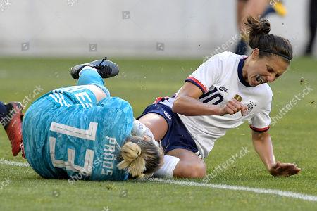 Editorial photo of Spain US Soccer, Harrison, USA - 08 Mar 2020