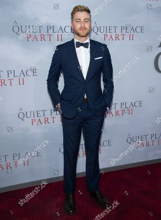 Editorial picture of 'A Quiet Place Part II' film premiere, Arrivals, New York, USA - 08 Mar 2020