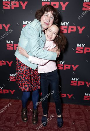 Editorial picture of STXFIlms MY SPY special influencer screening Los Angeles, USA - 08 March 2020