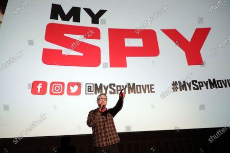 Director Peter Segal