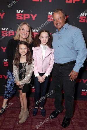 Allison Chase Coleman, Sister, Chloe Coleman and Stephen Coleman