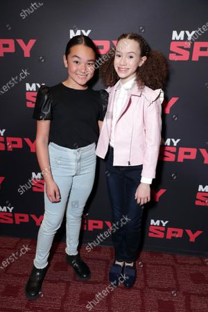 Al-Chan Carrier and Chloe Coleman