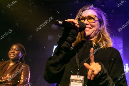 Editorial image of BBC 6 Music Festival, Day 3, London, UK - 08 Mar 2020