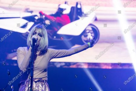 Editorial photo of BBC 6 Music Festival, Day 3, London, UK - 08 Mar 2020