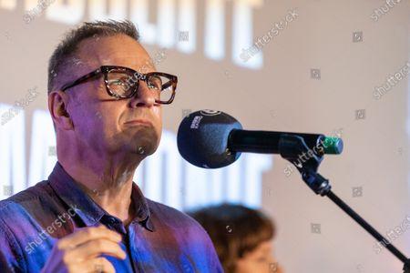 Stock Photo of Mark Radcliffe
