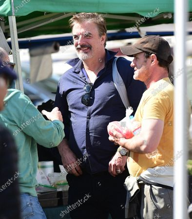Editorial image of Chris Noth out and about, Los Angeles, USA - 08 Mar 2020