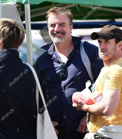 Editorial picture of Chris Noth out and about, Los Angeles, USA - 08 Mar 2020