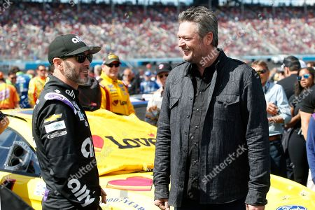 Editorial picture of NASCAR Phoenix Auto Racing, Avondale, USA - 08 Mar 2020