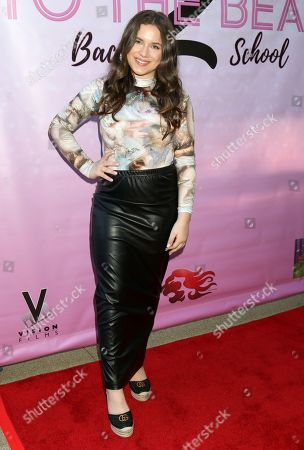 Editorial photo of 'To the Beat! Back 2 School' film premiere, Arrivals, Los Angeles, USA - 08 Mar 2020