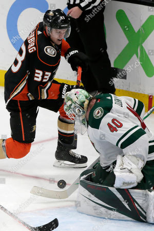 Editorial photo of Wild Ducks Hockey, Anaheim, USA - 08 Mar 2020