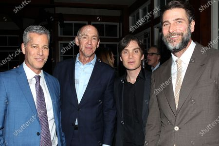 """Editorial picture of Paramount Pictures Presents the World Premiere of """"A QUIET PLACE PART II"""" - Afterparty, New York, USA - 08 Mar 2020"""