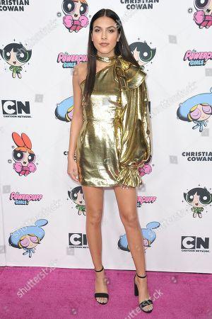 Jena Rose attends Christian Cowan X The Powerpuff Girls Season II Runway Show at NeueHouse, in Los Angeles