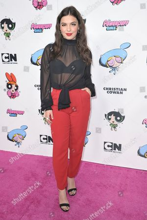Editorial image of Christian Cowan X The Powerpuff Girls Season II Runway Show - Arrivals, Los Angeles, USA - 08 Mar 2020