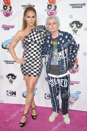 Gigi Gorgeous, Nats Getty. Gigi Gorgeous, left, and Nats Getty attend Christian Cowan X The Powerpuff Girls Season II Runway Show at NeueHouse, in Los Angeles