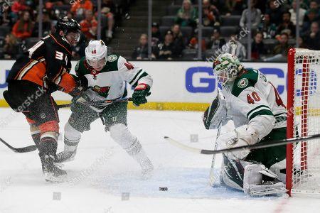 Editorial image of Wild Ducks Hockey, Anaheim, USA - 08 Mar 2020