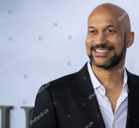 "Keegan-Michael Key attends the world premiere of Paramount Pictures' ""A Quiet Place Part II"" at Jazz at Lincoln Center's Frederick P. Rose Hall, in New York"