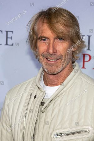 """Michael Bay attends the world premiere of Paramount Pictures' """"A Quiet Place Part II"""" at Jazz at Lincoln Center's Frederick P. Rose Hall, in New York"""