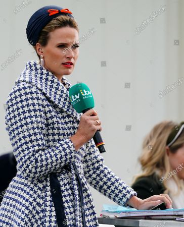 ITV Presenter Francesca Cumani
