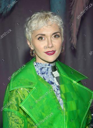 Stock Photo of Alyson Stoner