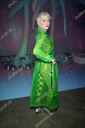 Editorial picture of Christian Cowan X The Powerpuff Girls Runway Show, Arrivals, NeueHouse, Los Angeles, USA - 08 Mar 2020