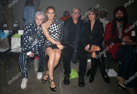 Gigi Gorgeous, Nats Getty, Harry Hamlin, Lisa Rinna