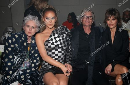 Stock Picture of Gigi Gorgeous, Nats Getty, Harry Hamlin, Lisa Rinna