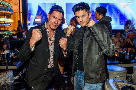 Lewis Tan & Diego Tinoco