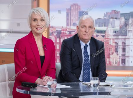 Editorial picture of 'Good Morning Britain' TV show, London, UK - 09 Mar 2020