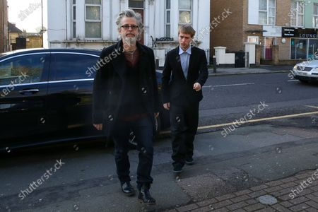 Editorial picture of Sonny Starkey at Wood Green Crown Court, London, UK - 09 Mar 2020