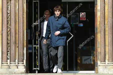 Gene Gallagher leaves Wood Green Crown Court