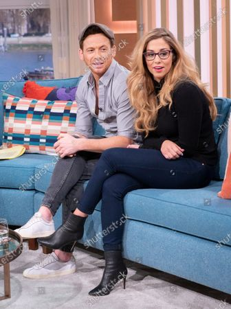 Editorial image of 'This Morning' TV show, London, UK - 09 Mar 2020