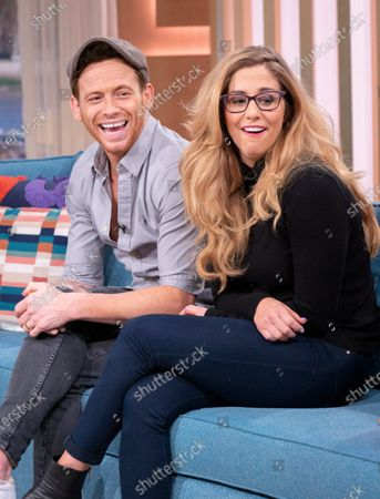 Editorial picture of 'This Morning' TV show, London, UK - 09 Mar 2020