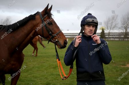 Ruby Walsh with Chacun Pour Soi
