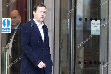 Editorial photo of Politicians in London, UK - 09 Mar 2020