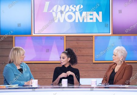Editorial picture of 'Loose Women' TV show, London, UK - 09 Mar 2020