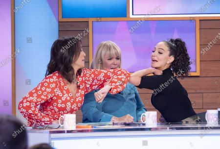 Editorial photo of 'Loose Women' TV show, London, UK - 09 Mar 2020