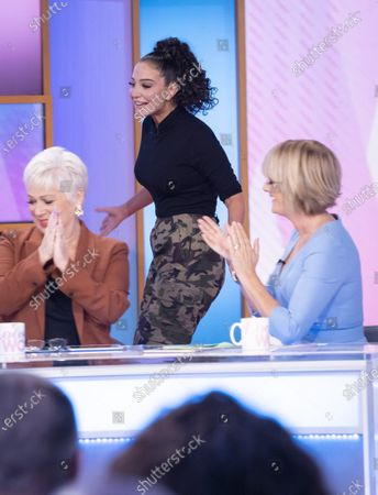 Editorial photo of 'Loose Women' TV show, London, UK - 09 Mar 2020